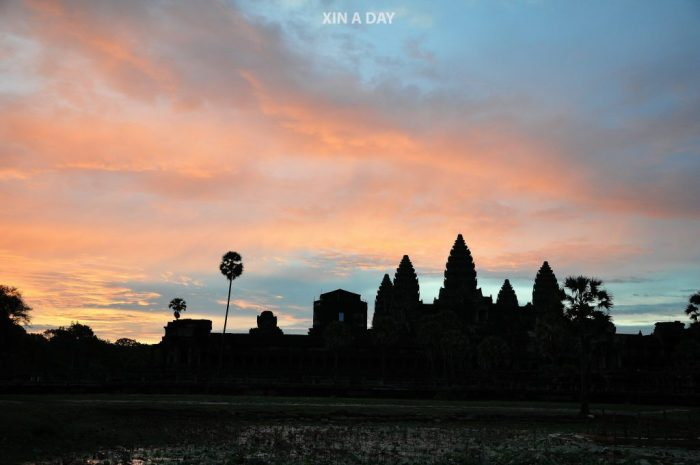 Cambodia Siem Reap 5D4N Angkor Wat