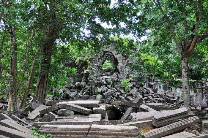 崩密列 Beng Mealea @ Siem Reap