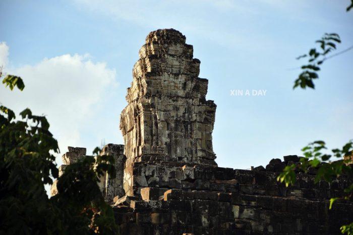 巴肯寺 Phnom Bakheng @ Siem Reap