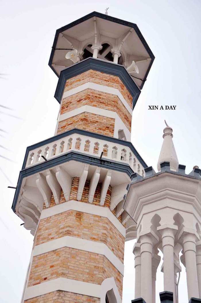 占美清真寺 Masjid Jamek