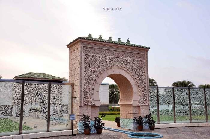 Astaka Morocco a.k.a. Moroccan Pavilion