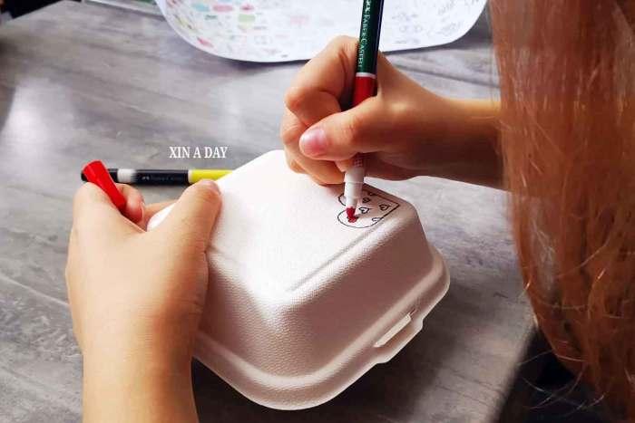"""便当盒蛋糕"" (Korean Secret Bento-Box)"