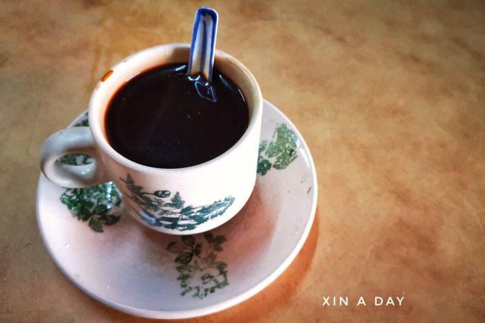 福源茶室 Hock Guan Cafe @ Labis
