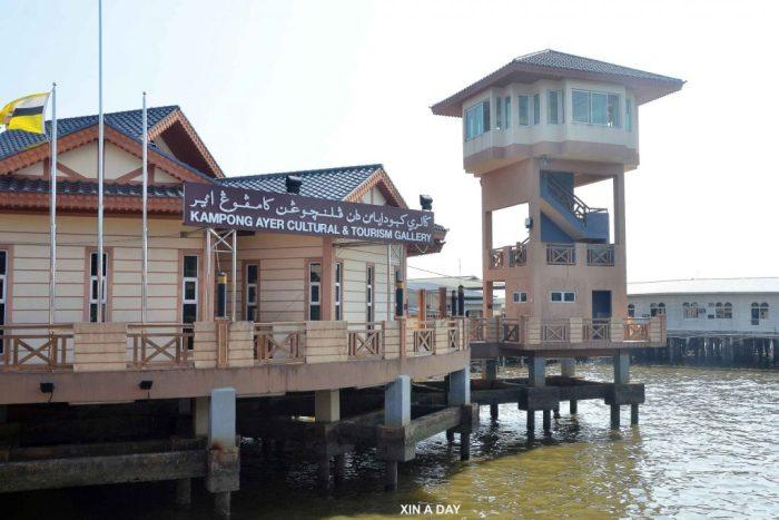 Kampong Ayer Museum 水上村庄博物馆
