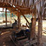 Garimpo artesanal da Vila de Ressaca
