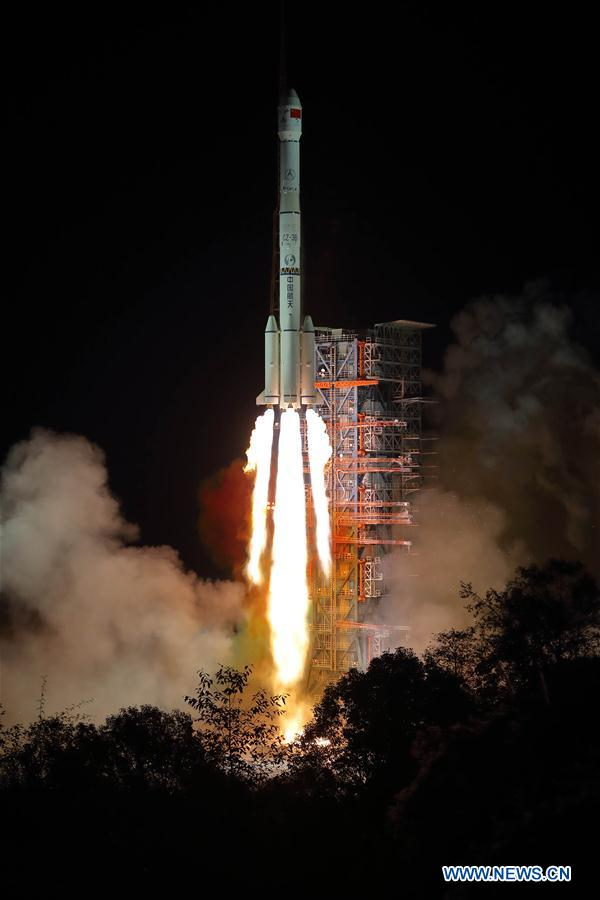 CHINA-SICHUAN-XICHANG-CHANG'E-LUNAR PROBE-LAUNCH (CN)