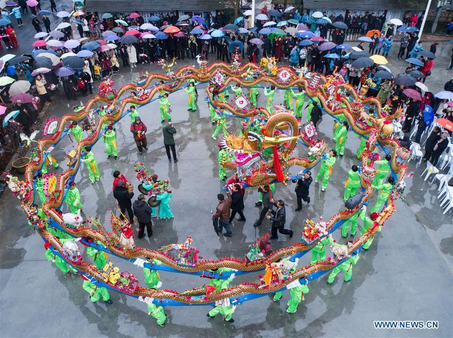 CHINA-HANGZHOU-LANTERN FESTIVAL-CELEBRATION