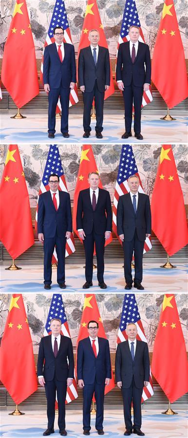CHINA-U.S.-ECONOMIC AND TRADE CONSULTATIONS (CN)