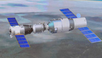 Shenzhou-10's docking mission with Tiangong-1 - Special ...