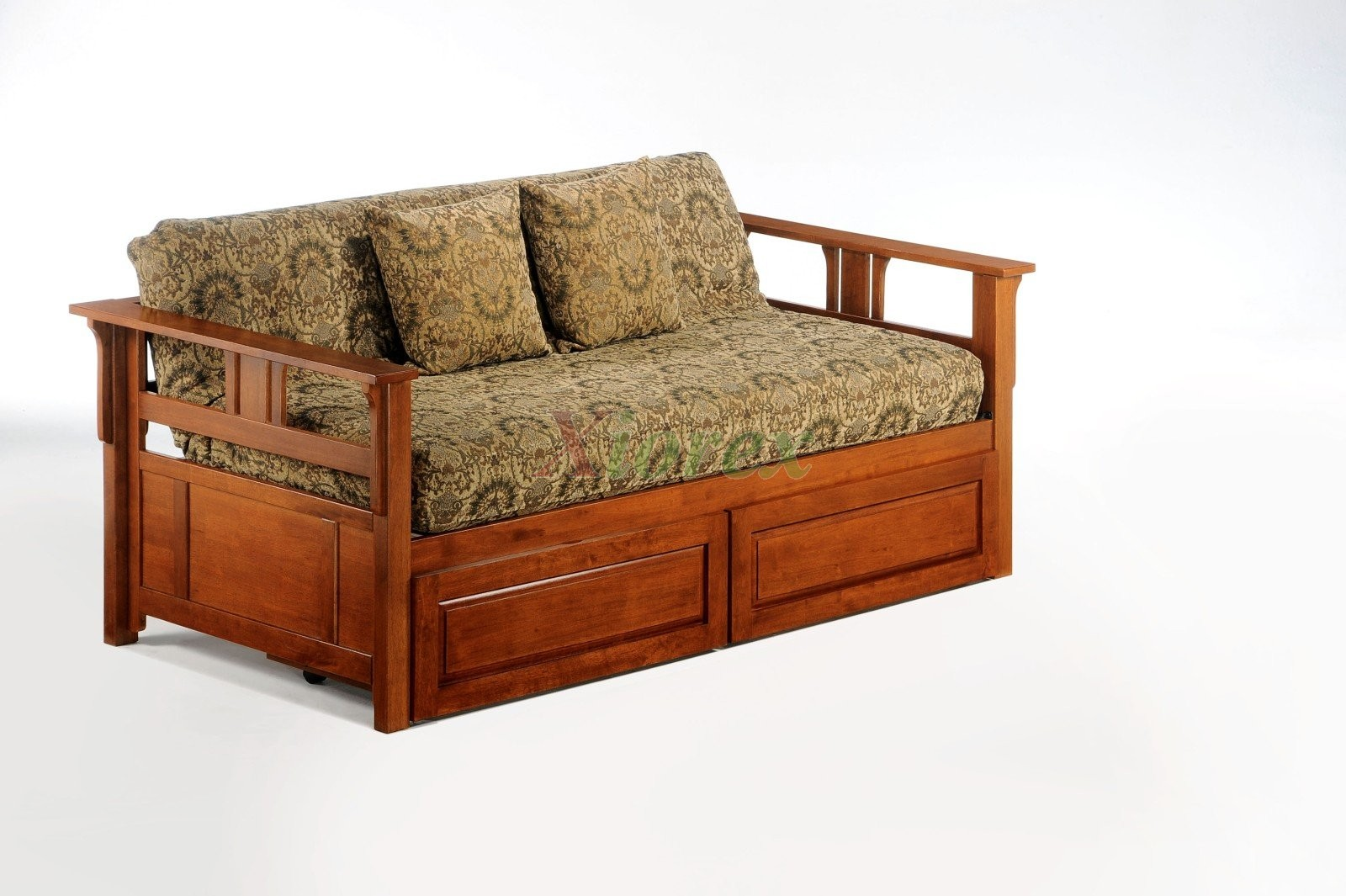 Night And Day Teddy Roosevelt Daybed With Trundle Guest Bed