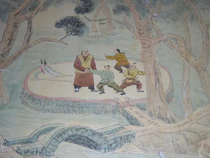 Corso Taijiquan stile Chen – Istituto Italiano Taijiquan Tiancai
