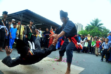 Martial Arts and Politics: Silat in Defense of Religion and the Malay Nation