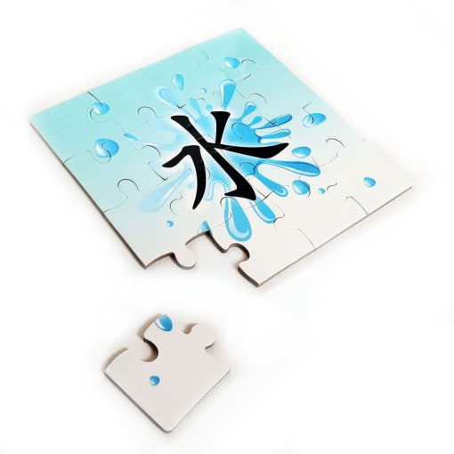 Chinese water puzzel