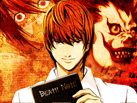 Death Note (Anime, 2006)