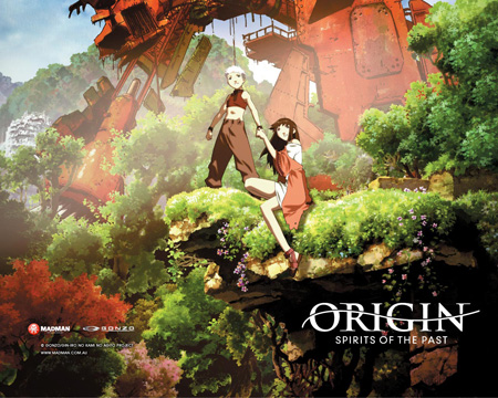 Origin - Spirits of the Past (2006)