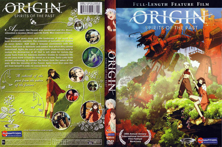 Origin - Spirits of the Past (2006)