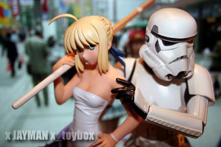 Saber Trooper