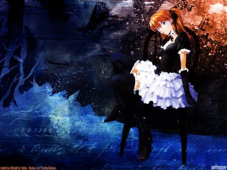 Evangelion Gothic