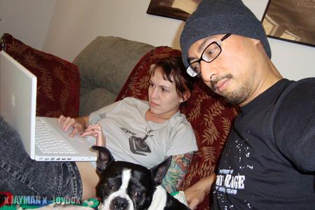 Lisa, Guiness & Me
