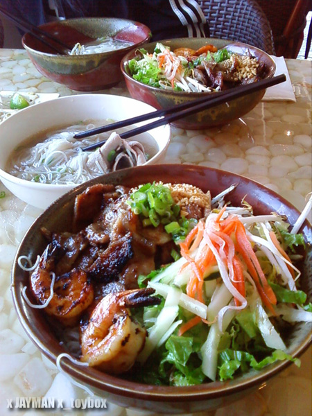 Filipinas & Vietnamese Dishes