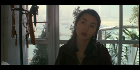 Jackie Chan, Michelle Yeoh & Maggie Cheung in Supercop