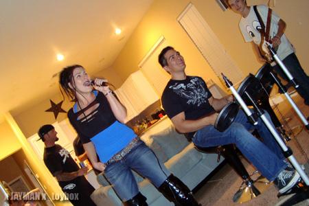 Saturday Night Rock Band