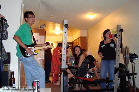 Saturday Rock Band