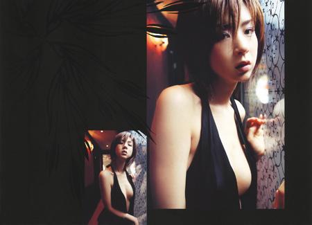 Aki Hoshino | 호시노 아키 | 星野亞紀 | ほしのあき | Miss Actress Photo Book #070 (2005)