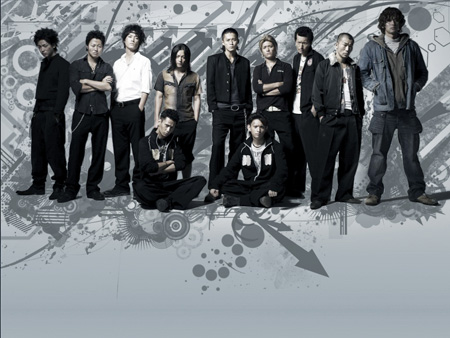 Shun Oguri | Crows Zero II (2009)