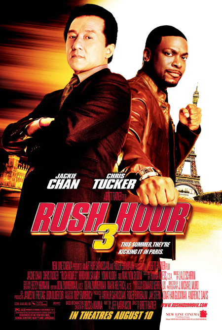 Jackie Chan | Rush Hour 3 (2007)