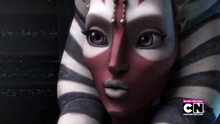 Star Wars - The Clone Wars - Season 3 - Shaak Ti