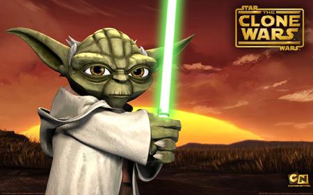 Star Wars - The Clone Wars - Yoda