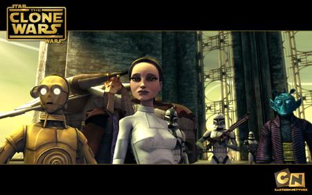 Star Wars - The Clone Wars - Padme Amidala