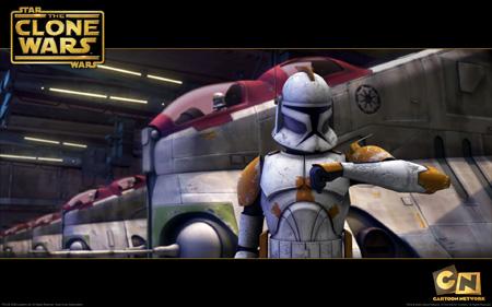 Star Wars - The Clone Wars - Commander Cody