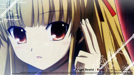 Angel Beats! | Yusa