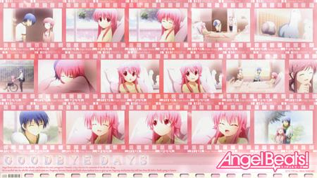 Angel Beats! | Yui