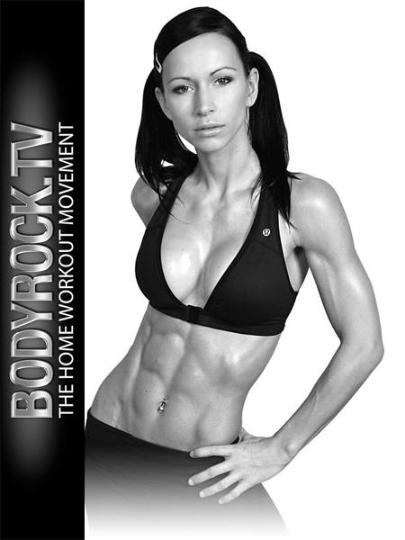 Zuzana | BodyRock.Tv