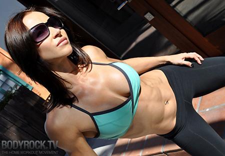 Zuzana   BodyRock.Tv