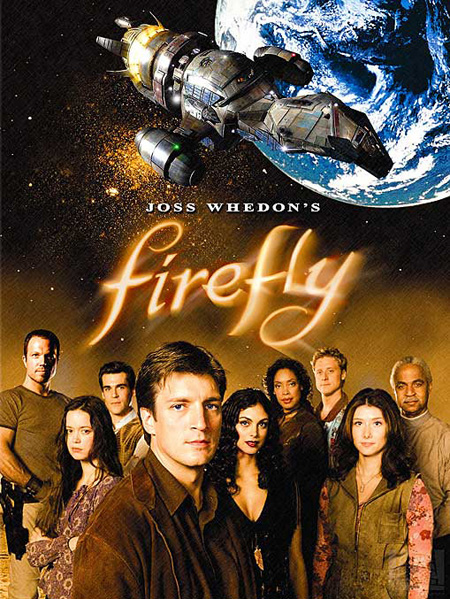 Nathan Fillion & Cast | Firefly (2002)