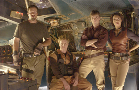 Nathan Fillion & Cast | Firefly (2002)