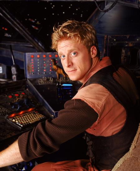 Alan Tudyk as Hoban Washburne | Firefly (2002)