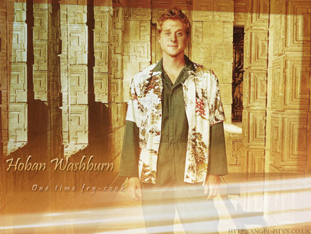 Alan Tudyk as Hoban Washburne | Firefly (2002)