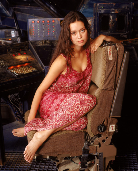 Summer Glau as River Tam | Firefly (2002)