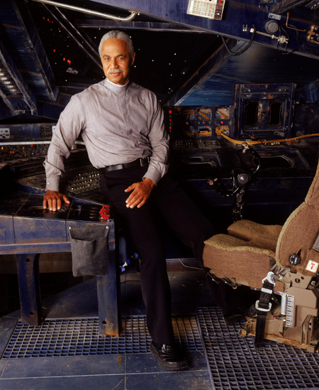 Ron Glass as Derrial Book | Firefly (2002)