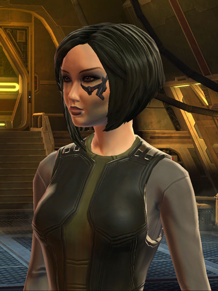 Punktrooper Motoko, Bounty Hunter, Level 05 | SWTOR