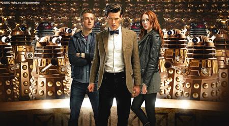 Season 7 | Episode 1 | Asylum of the Daleks