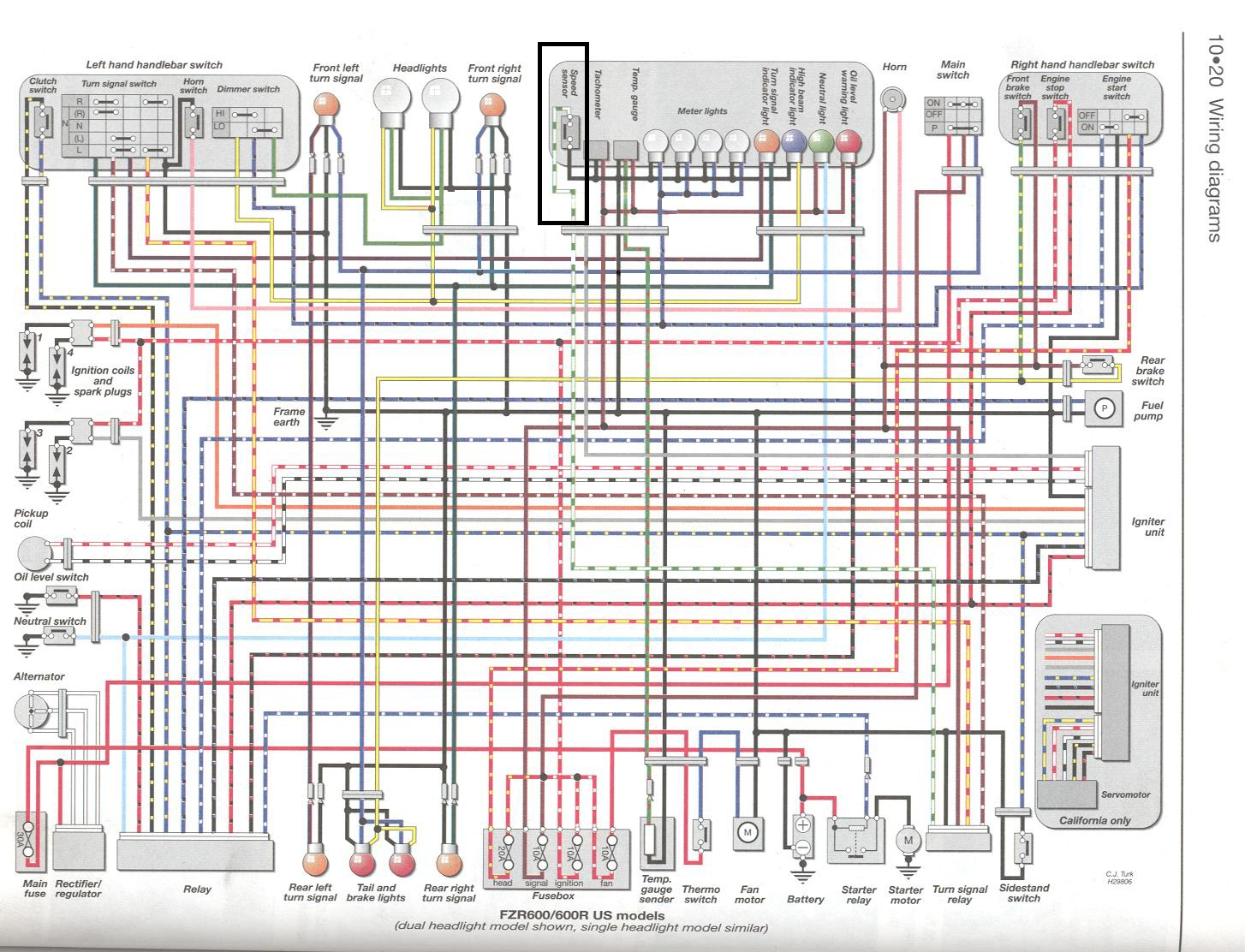 Cute 2002 Gsxr 1000 Wiring Diagram Pictures Inspiration ...