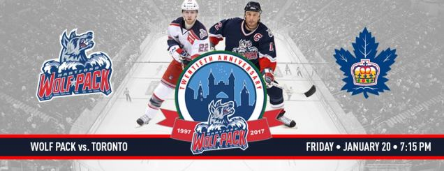 Image result for Hartford Wolf Pack vs. Toronto Marlies jan 20