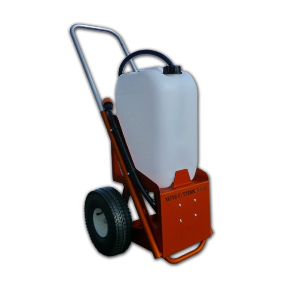 25ltr Water Fed Trolley System for Mobile Window Cleaning