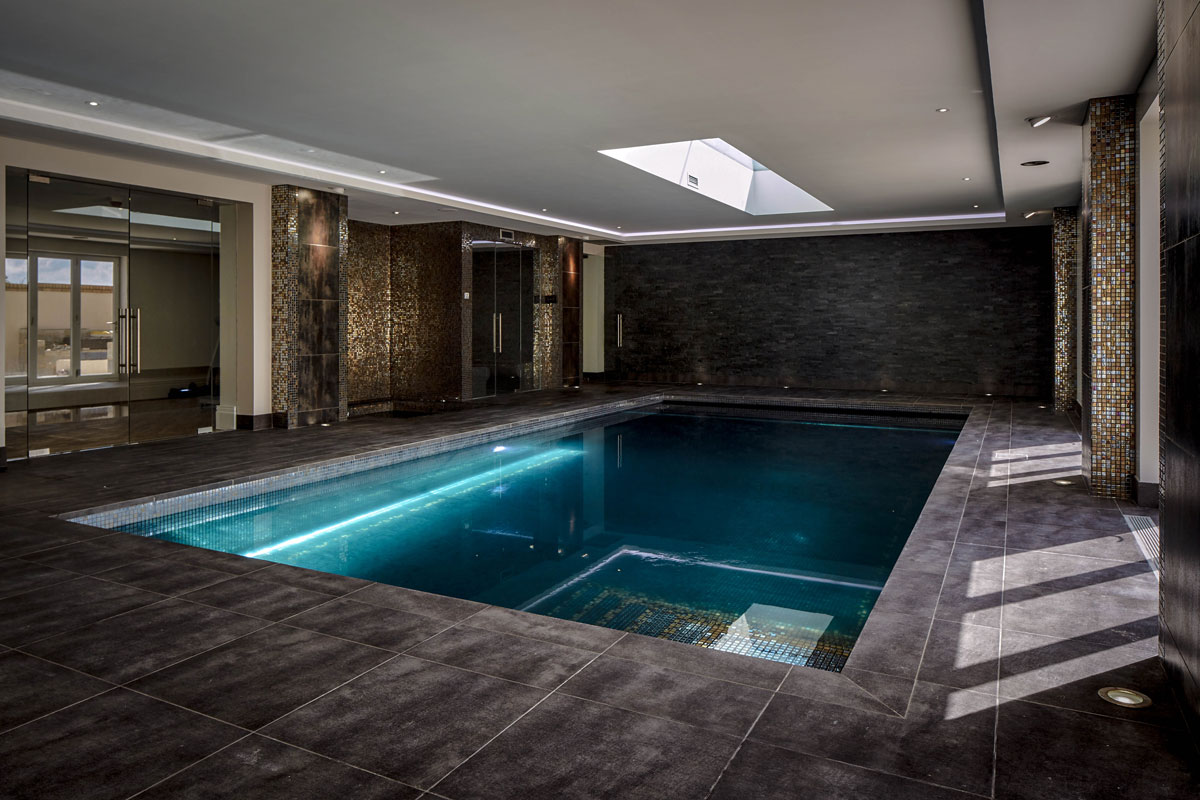 Indoor pool design considerations swimming pool for Pool design guide